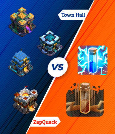 zapquack against all townhall